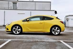 Opel Astra Gtc Turbo Fahrbericht Opel Astra Gtc