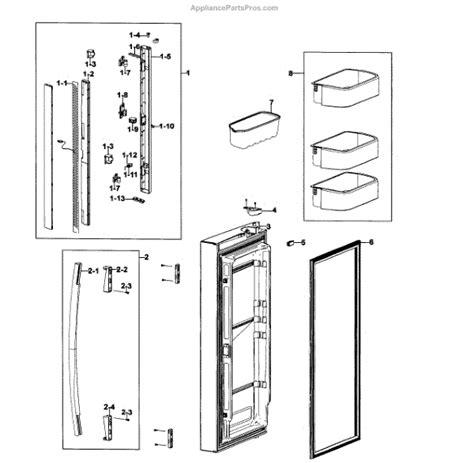 samsung refrigerator wiring diagram rfg297aars wiring