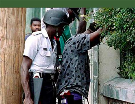 Lu Stop Carry 10 Pv10 jamaica cops to stop and search st lucia news from the voice st lucia