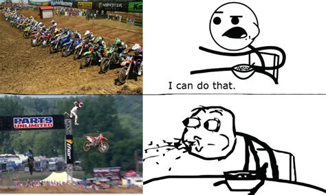Motocross Meme - motocross memes page moto related motocross forums
