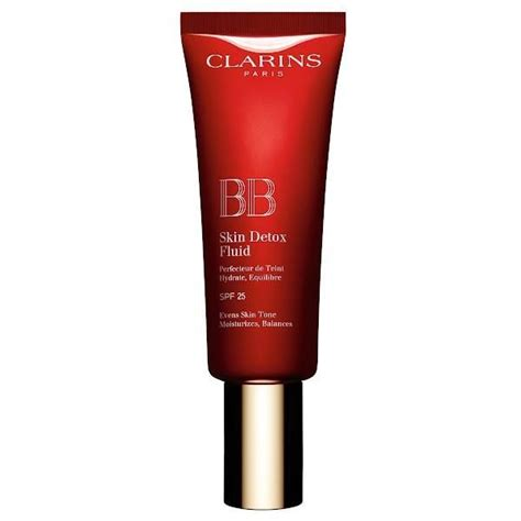 Clarins Bb Skin Detox Fluid Shades by Clarins Instant Glow 2016 Collection Clarins Bb