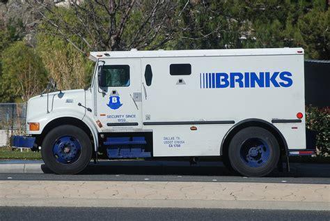 brinks armored trucks brinks international armored truck flickr photo