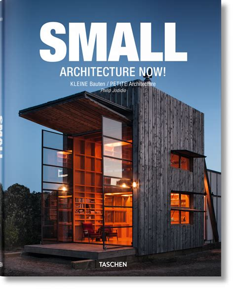 Architecture Home Design Books | small architecture now taschen books