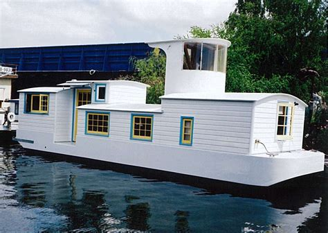 Narrow Cottage Plans circus dog seattle houseboat loaded with charm and