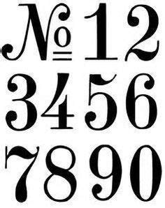 fancy printable numbers 1 10 fancy number fonts fancy number fonts free image search