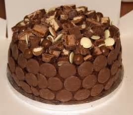 the most beautiful cool chocolate birthday cakes tops hd wallpapers