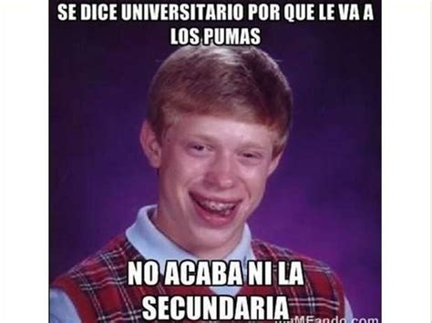 Memes Del America Vs Pumas - memes previos al cl 225 sico capitalino am 233 rica vs pumas