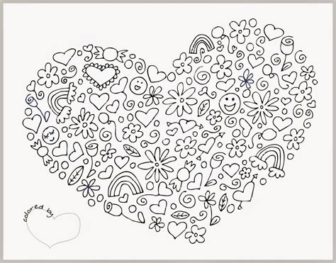 coloring pages adults hearts coloring pages of hearts for adults