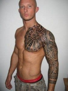 polynesian chest tattoo badass ink pinterest chest 1000 images about body art tattoos yes i ll