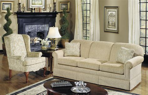craftmaster living room furniture craftmaster 4200 stationary living room group olinde s