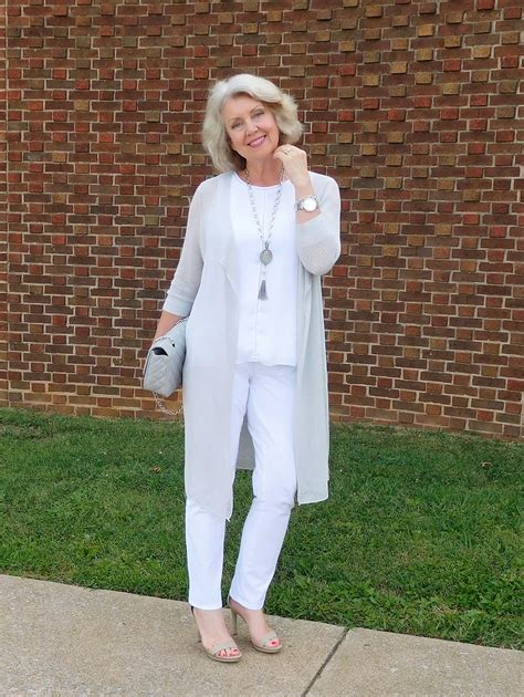 dressing for over 50 fifty not frumpy one color dressing