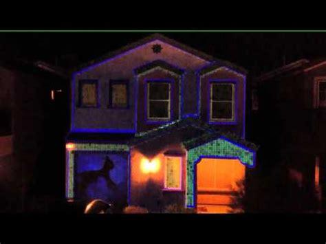 elf light laser show house projector doovi