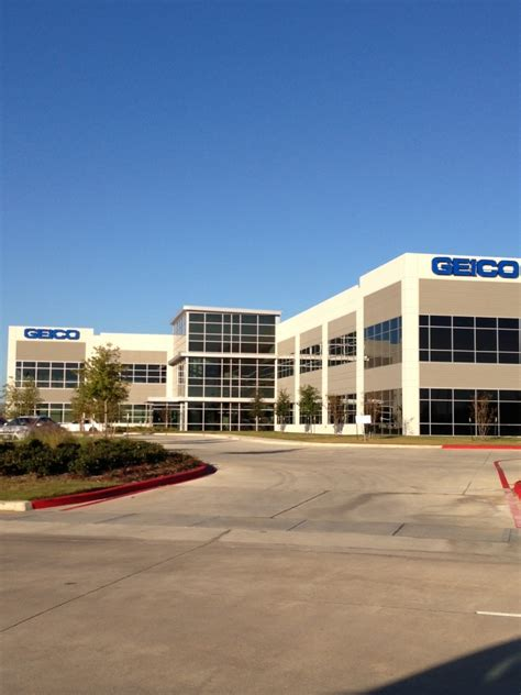 Geico Corporate Office by New Geico Claims Center In Katy A Boon For