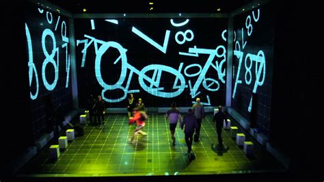 curious incident of the in the time 2015 tony awards show clip the curious incident of the in the time