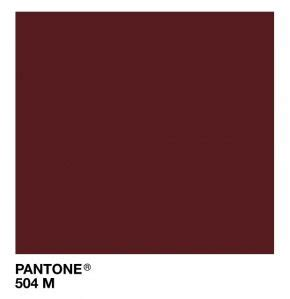 oxblood color pantone oxblood maroon chili pepper color