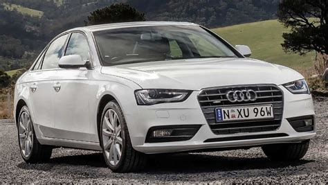 2014 audi a4 review audi a4 2014 review carsguide