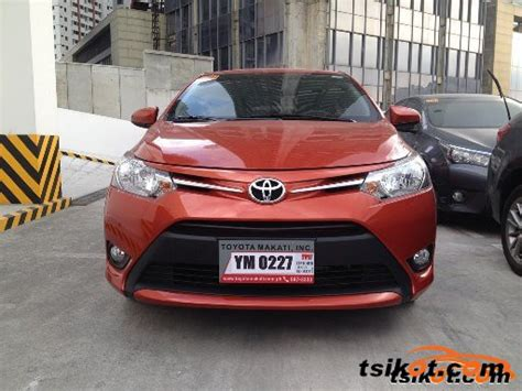 toyota car 2015 toyota vios 2015 car for sale metro manila