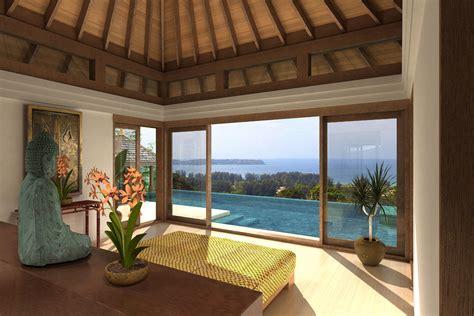 Kitchen With Island Layout No Tan Lines Promises Luxury Phuket Pool Villa Resort
