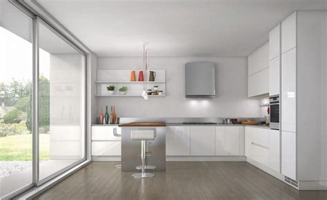 small kitchen project small modern kitchen in white home designs project