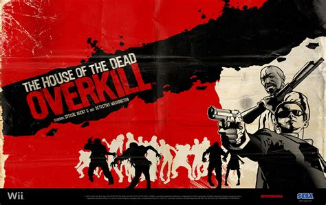 house of the dead overkill in your face