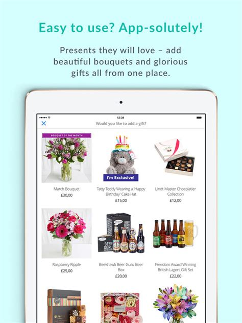 Moonpig Cards And Gifts - moonpig send personalised cards gifts flowers on the app store