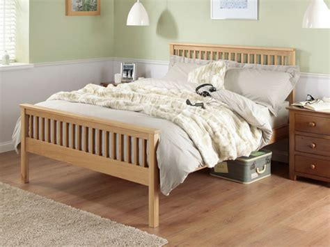 White Bedsteads King Size by Beds 24 7 5ft King Size Silentnight Dakota Bedstead
