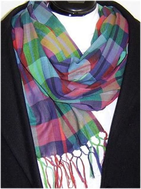 directions  sew  long fabric scarf