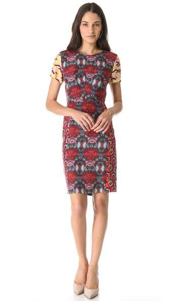 Dress Batik Mc Vs antik batik aron pencil dress shopbop