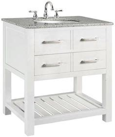 martha stewart living seal harbor 30 25 in vanity in