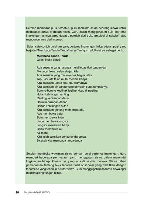 Buku Pemimpin Cinta Mengelola Sekolah Guru Dan Siswa Dengan Dv buku guru bhs indonesia kelas 7 smp