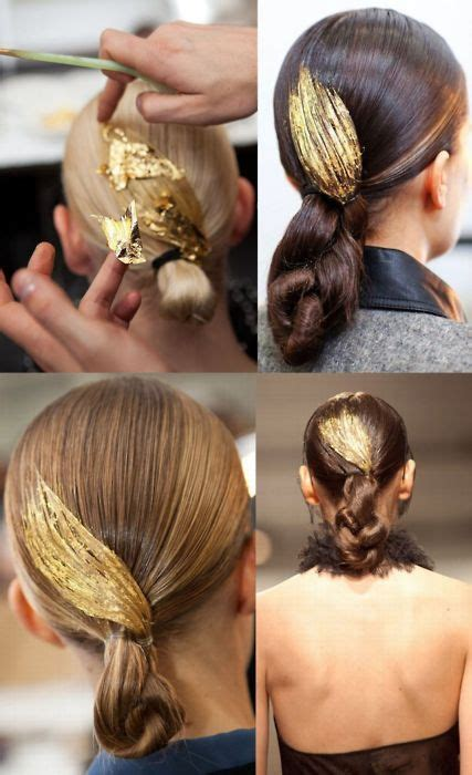 The Golden Accessories For This Fall by 227 Best Hairstyle And Accessories Images On