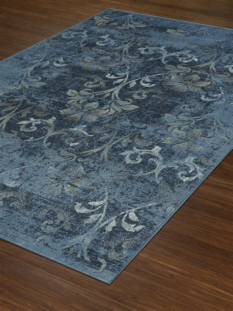blue rugs dalyn beckham bc1244 sky blue rug