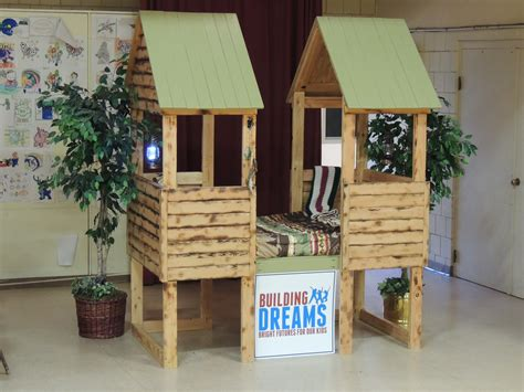 ana white treehouse adventure bed alternate beach hut