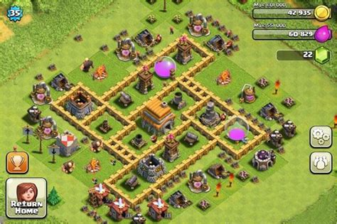 coc village layout tips town hall 6 kryometric coc tips bases and more