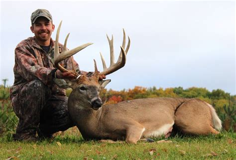 Wisconsin Records Wisconsin Has A New Record Whitetail Buck Outdoorhub