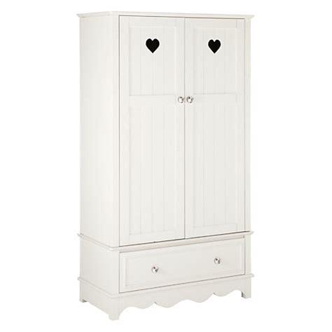 Buy White Wardrobe Buy Home At Lewis 2 Door Wardrobe