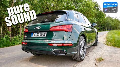 Audi Sq5 Auspuff by 2017 Audi Sq5 354hp Sound 60fps