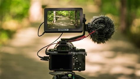 Monitor Small Hd smallhd focus 5 quot monitor with daylight visibility
