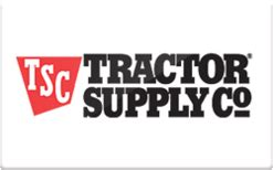 Tractor Supply Gift Card - buy tractor supply company gift cards raise