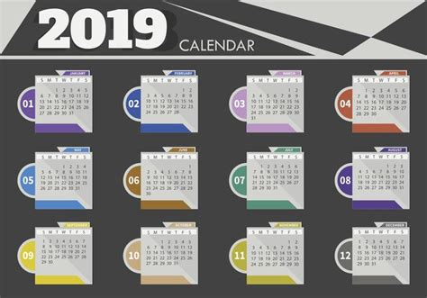 design template  desk calendar    vectors clipart graphics vector art