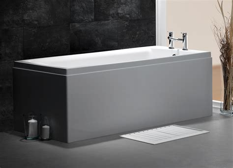 bathroom se carron quantum 1700mm x 800mm single ended bath 5mm uk