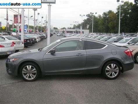 honda accord coupe for sale for sale 2008 passenger car honda accord coupe ex l