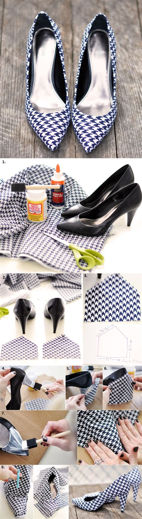 diy fabric shoes stylish shoes covered with fabric diy alldaychic