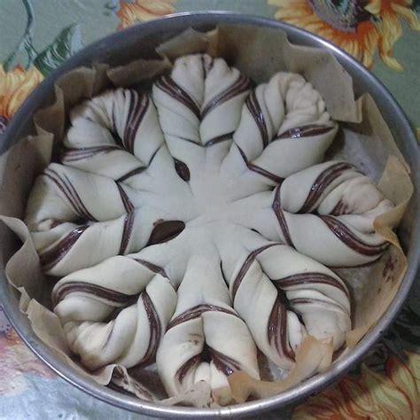 fiore di brioche con nutella bimby fiore di brioche con nutella 232 un ricetta creata dall