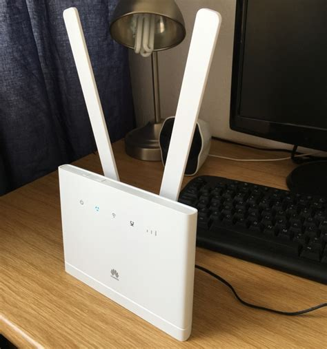 Huawei Router Lte B315 by Iburst Uncapped Lte Tested It S Fast