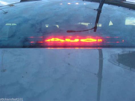 find audi a4 s4 rs4 sedan b7 3rd brake light decal overlay