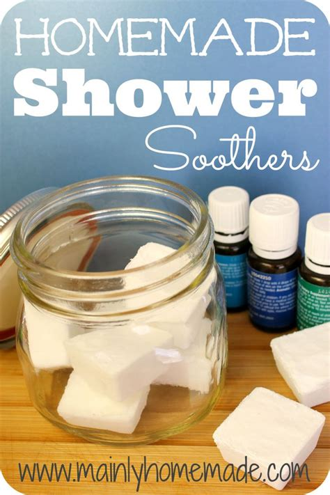 diy vapor shower soothers for respiratory support