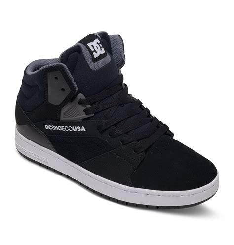 dc shoes high tops for s seneca high top shoes adys100317 dc shoes
