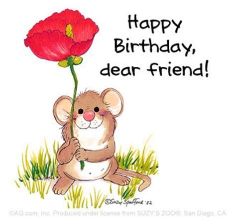 Birthday Cards For Friends Friendship Cards Friendship Birthday Card