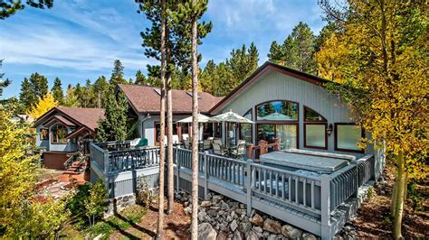 breckenridge luxury home rentals 6 bedroom breckenridge vacation home for rent